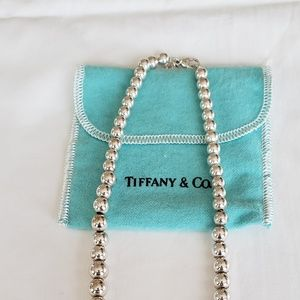 Tiffany & Co - Gradulated Ball Necklace